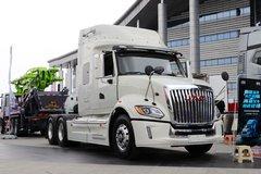 江淮 格尔发V7重卡 560马力 6X4 AMT自动挡长头牵引车(国六)(超高导流罩)(HFC4253C1K7E45KS) 卡车图片
