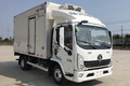 陜汽輕卡 德龍K5000 160馬力 4X2 4.08米冷藏車(國六)(YTQ5041XLCKH331)圖片