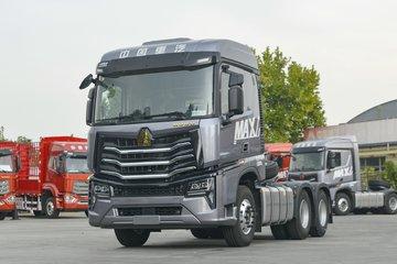 中国重汽 HOWO Max重卡 480马力 6X4牵引车(国六)
