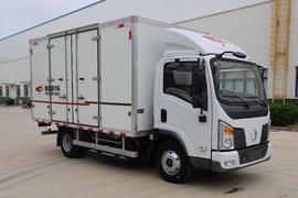 玉柴新能源 EC312 4.5T 4.125米純電動廂式輕卡