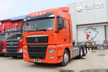 中国重汽 汕德卡SITRAK G7重卡 奢华版 540马力 6X4 牵引车(国六)(ZZ4256V324HF1B)