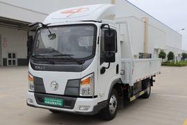 玉柴新能源 EC213 4.5T 4.125米單排純電動欄板輕卡81.14kWh