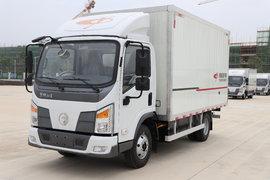 玉柴新能源 EC211 4.5T 4.125米單排純電動廂式輕卡