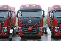 东风柳汽 乘龙H7重卡 轻奢版 460马力 6X4牵引车(国六)(LZ4250H5DC1) 卡车图片