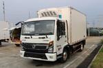 东风 凯普特 星云K6 160马力 4X2 4.09米冷藏车(国六)(EQ5041XLC5CDFAC)图片