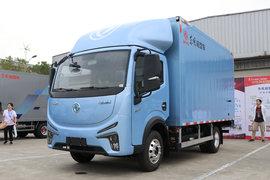 東風電動 凱普特e星 4.5T 4.2米單排純電動廂式輕卡81.14kWh