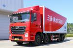 三环十通 昊龙 270马力 8X2 8米厢式载货车(国六)(STQ5312XXYA6)图片