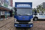 中国重汽 豪曼H3 160马力 4X2 4.15米单排厢式轻卡(国六)(ZZ5048XXYG17FB8)图片