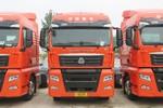 中国重汽 汕德卡SITRAK G7重卡 440马力 6X4牵引车(12挡)(ZZ4256V324HE1B)图片