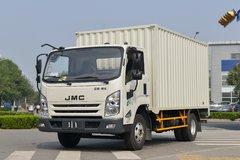 江铃 凯运强劲版 129马力 4.08米单排厢式轻卡(国六)(JX5045XXYTG26)