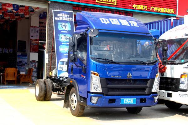 悍将载货车武汉市火热促销中 让利高达0.66万