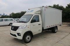 福田 祥菱V3 1.6L 122马力 3.7米单排厢式微卡(国六)(BJ5030XXY5JV7-32)图片