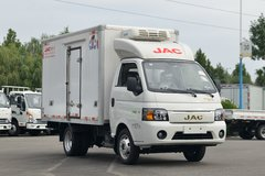 江淮 恺达X5 120马力 4X2 3.5米冷藏车(国六)(HFC5030XLCPV4E5B4S)