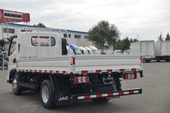 江淮 骏铃V5 132马力 3.7米单排栏板轻卡(国六)(HFC1045P32K1C7NS)