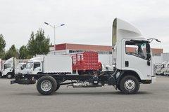 庆铃 铃咖 标载版 150马力 4.13米单排厢式轻卡(QL5049XXYNBHA) 卡车图片