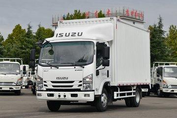 庆铃 五十铃KV100 120马力 4.13米单排厢式轻卡(国六)(QL5042XXYBUHA)