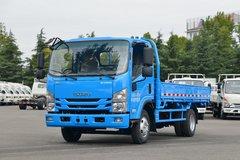 庆铃 五十铃KV100 120马力 4.205米单排栏板轻卡(国六)(QL1044BUHA) 卡车图片