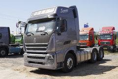 中国重汽 HOWO TH7重卡 510马力 6X4 AMT自动挡牵引车(国六)(ZZ4257V324HF1B) 卡车图片