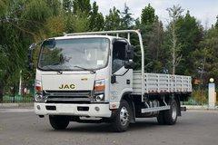 江淮 帅铃Q6 160马力 4.18米单排栏板轻卡(国六)(法士特8挡)(HFC1048P71K2C7S) 卡车图片
