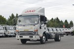 江淮 帅铃Q6 160马力 4.12米单排厢式轻卡(国六)(法士特8挡)(HFC5048XXYP71K2C7S)图片
