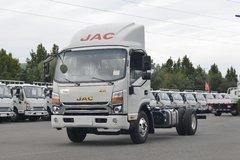 江淮 帅铃Q6 160马力 4.12米单排厢式轻卡(国六)(法士特8挡)(HFC5048XXYP71K2C7S) 卡车图片