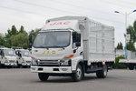 江淮 帅铃E中体 130马力 4.22米单排仓栅式轻卡(国六)(HFC5045CCYP32K2C7S)图片