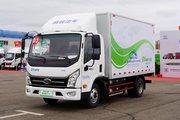 南駿汽車 瑞捷D30G 4.1米單排純電動欄板輕卡98.04kWh