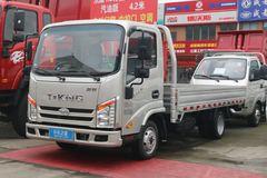 唐骏欧铃 金利卡II 汽油版 129马力 3.7米单排栏板轻卡(轴距3150)(ZB1030KDD2L) 卡车图片