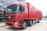 福田 欧曼GTL重卡 290马力 6X2 8.6米仓栅式载货车(BJ5259CCYY6DPL-02)图片