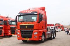 中国重汽 汕德卡SITRAK C7H重卡 540马力 6X4 AMT自动挡牵引车(国六)(ZZ4256V324HF1B)