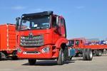 中国重汽 豪沃N5W中卡 220马力 4X2 6.7米栏板载货车(国六)(ZZ1187K511JF1)图片
