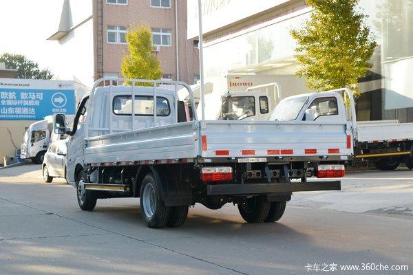 购T5(原途逸)3.965米载货车 享高达0.2万优惠