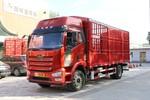 一汽解放 J6L中卡 尊享版 绿通 260马力 4X2 6.75米仓栅式载货车(国六)(CA5180CCYP62K1L4A2E6)图片