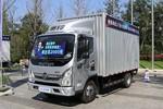 福田 奥铃速运 BUFF版 131马力 4.14米单排厢式轻卡(国六)(BJ5048XXY8JEA-AB2)图片