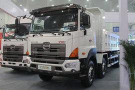 广汽日野700自卸车