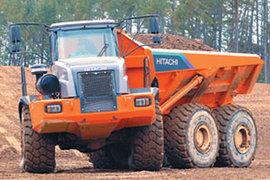 日立建机铰接式卡车铰接式卡车图片