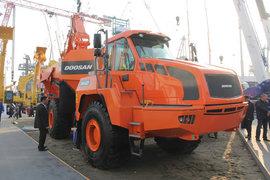 斗山铰接式卡车铰接式卡车图片