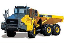 小松铰接式卡车铰接式卡车图片