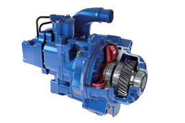 水介质缓速器 液力缓速器