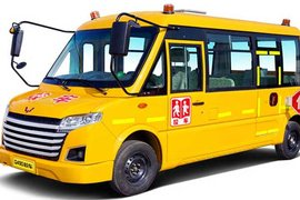 五菱汽车Q490校车图片