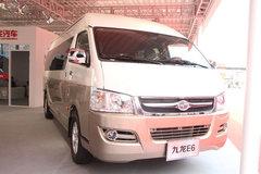 九龙汽车E6电动封闭厢货图片