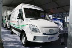 长江汽车SP06电动封闭厢货图片