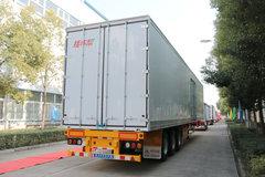 中集华骏45英尺系列集装箱式半挂车图片