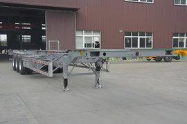 欧阳聚德45英尺系列集装箱式半挂车图片