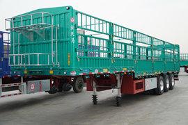 金天马13米系列仓栅式半挂车图片