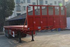 欧阳聚德13米系列平板式半挂车图片