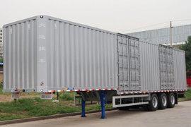 大运挂车13.75米系列厢式半挂车图片