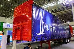 深圳中集(深扬帆)13.75米系列厢式半挂车图片