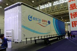 中航工业(开乐牌)13.75米系列厢式半挂车图片