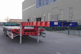 锣响挂车13.75米系列低平板半挂车图片